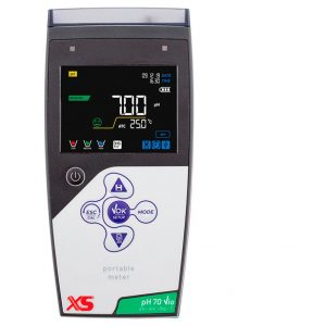 Ph Metre Portatif Taşınabilir XS PH 70 Vio